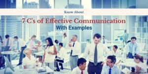 7 C's of Communication | The Effective Communication Checklist